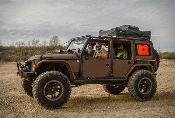 M E M O Jeep Nomad By Starwood Motors