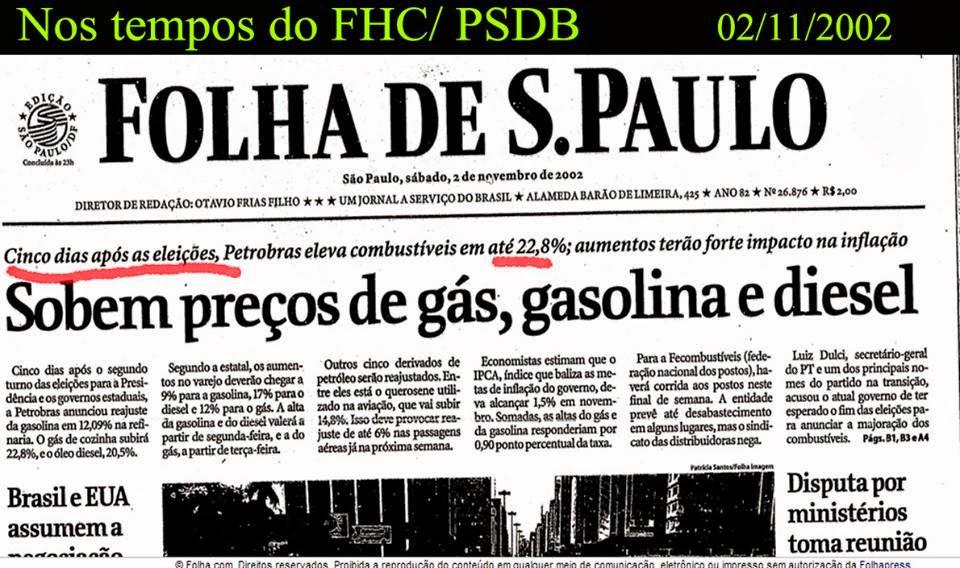 FHC++SOBEM+PRE%C3%87OS+DE++GAS+GASOLINA+