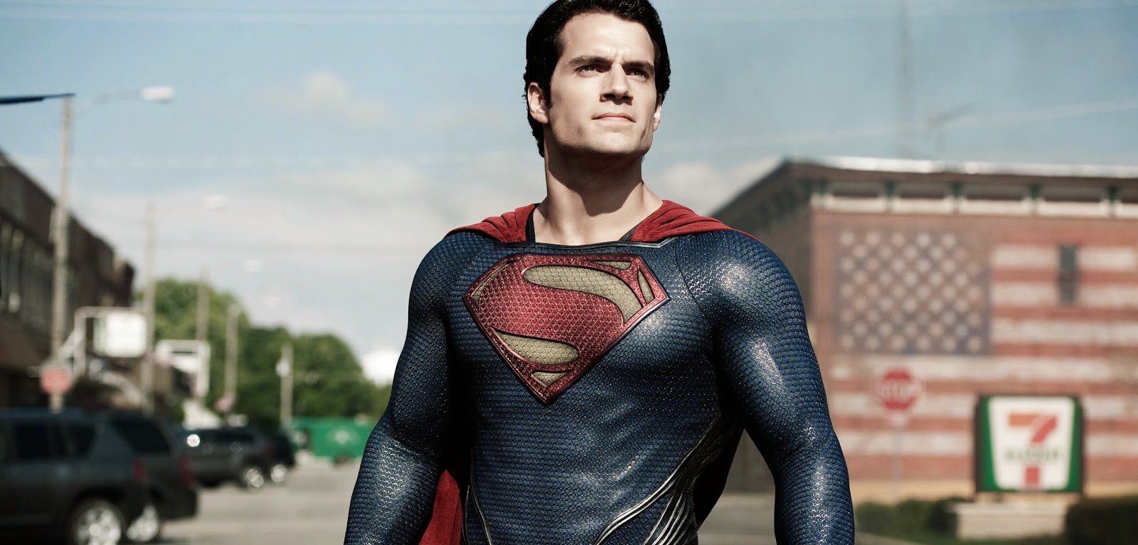 Veja a primeira imagem de Henry Cavill em Batman v Superman: Dawn of Justice