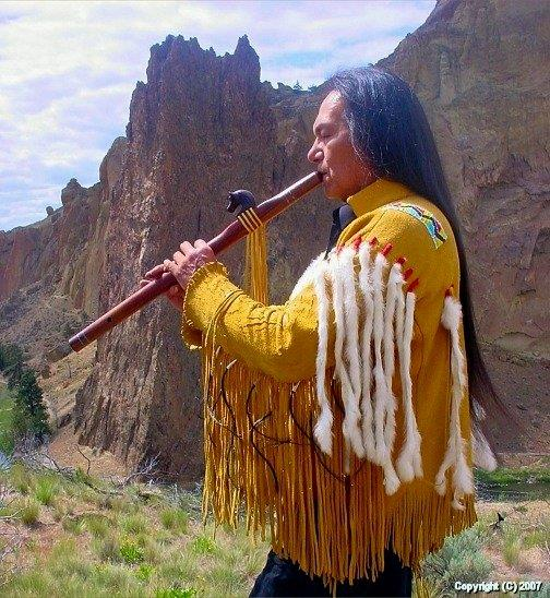 white wolf charles littleleaf speaking truth with the native american flute video. Black Bedroom Furniture Sets. Home Design Ideas