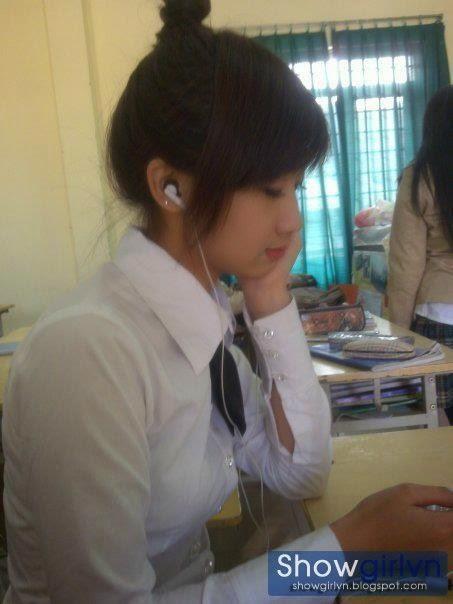 Hình ảnh girl xinh Việt Nam