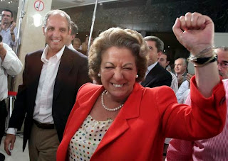 rita barbera, alcaldesa, valencia, partido popular