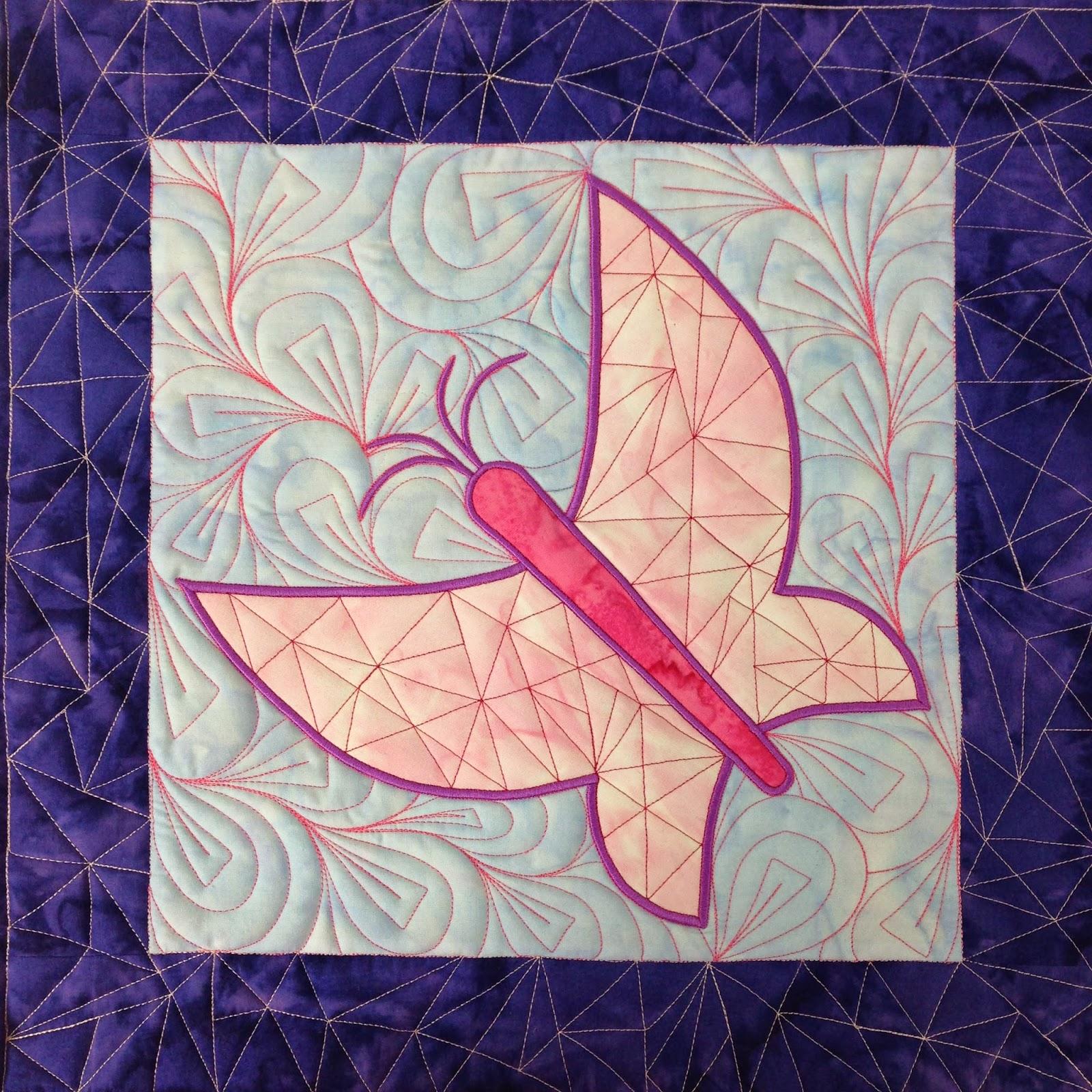 butterfly quilt | butterfly quilt block