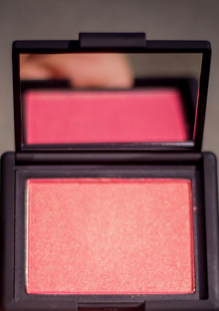 nars&penteados 28es Review: Blush Orgasm da Nars