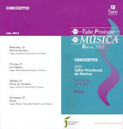 CONCIERTOS - Director: Martín Morales