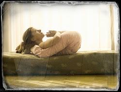 My last asana: Yoga nidrasana