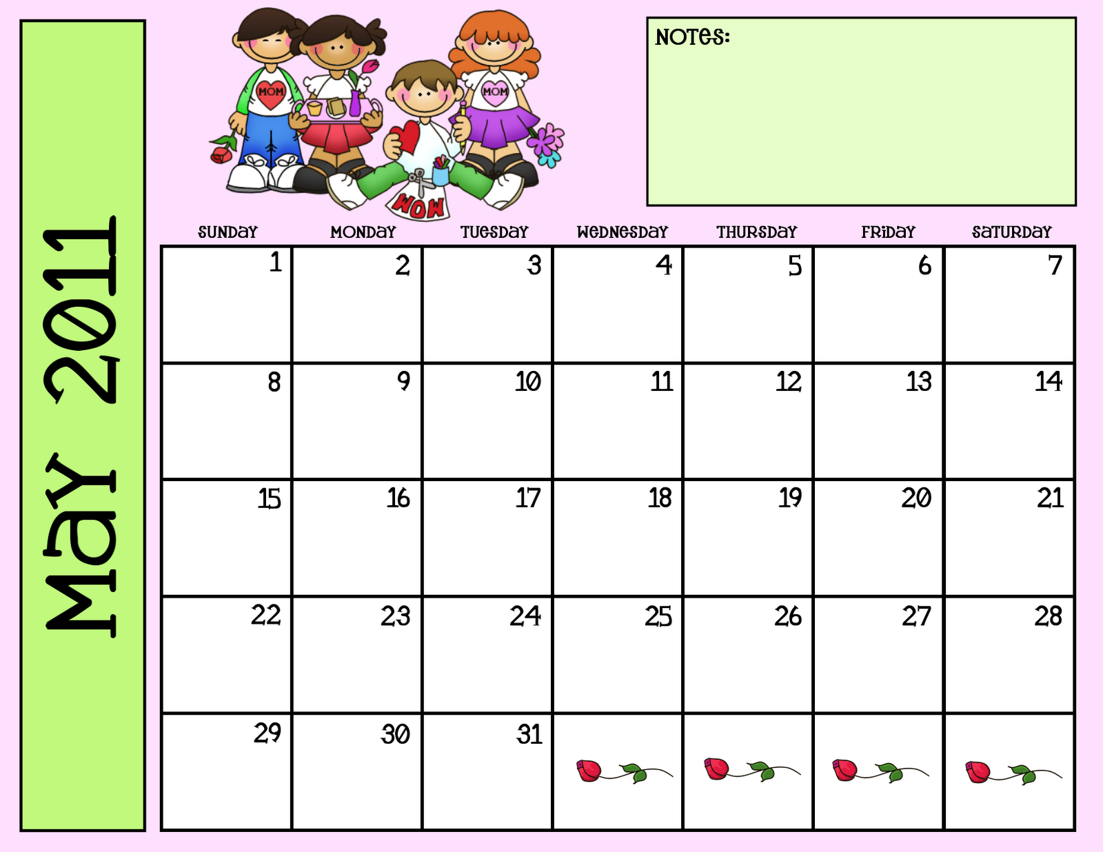 Calendar Printables For Teachers : Calendars for teachers new calendar template site