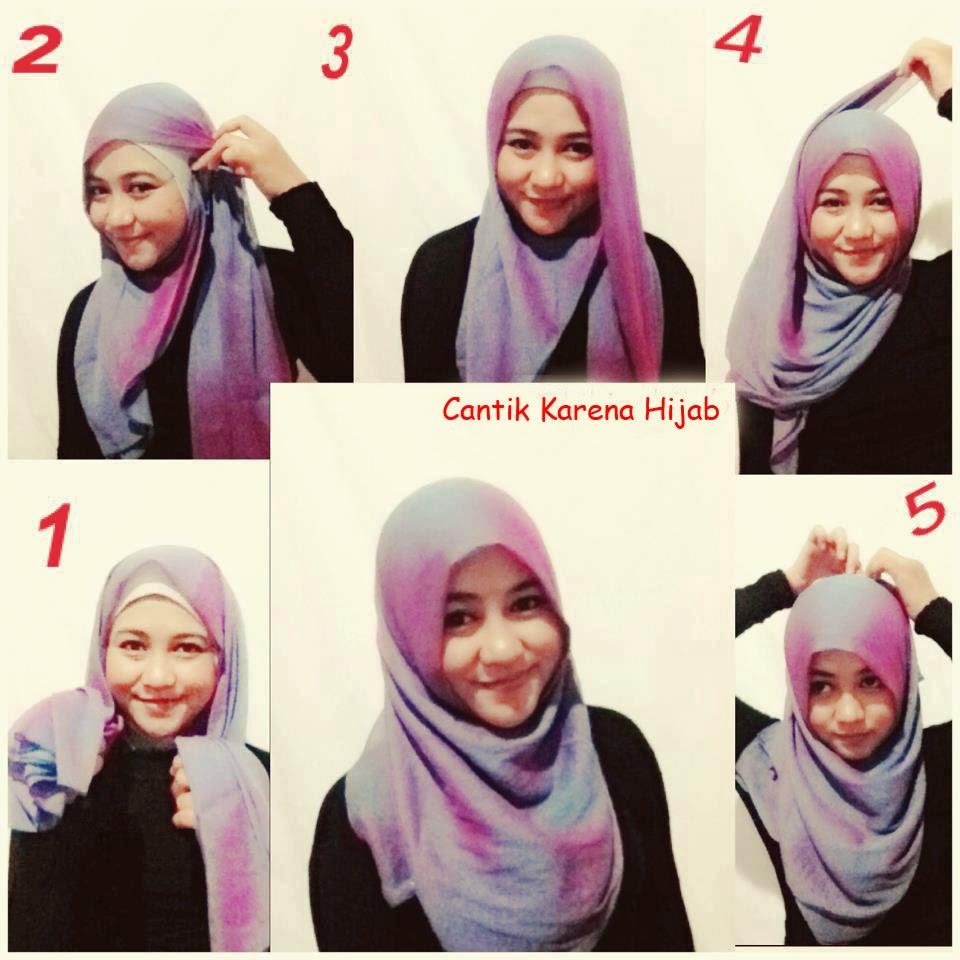 Trend Dan Tutorial Hijab Remaja Terbaru