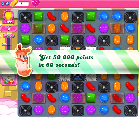 Candy Crush Saga 1004