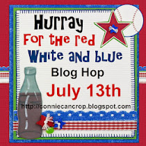 Hurray for the Red White and Blue Blog Hop