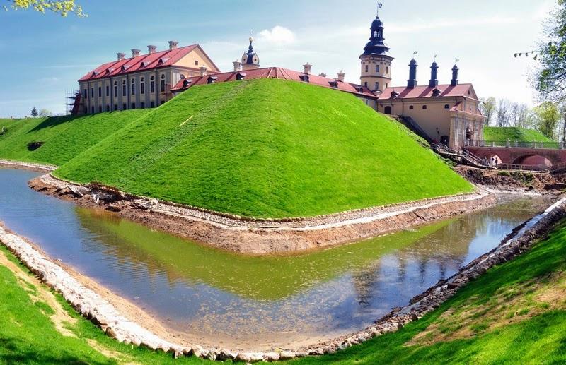 Nesvizh Castle - Belarus