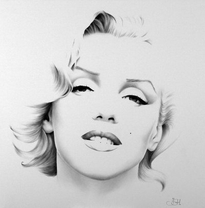 25 Best Pencil Drawings ~ HumorSurf