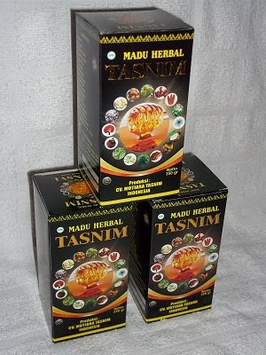 1-madu herbal tasnim