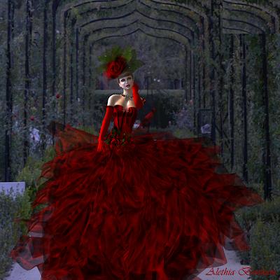 [LD] María - Rubis (Lillou´s Designs) Hair Tukinowaguma Eight Copper  Jewelry Donna Flora, LUCILLA   Kisses!!