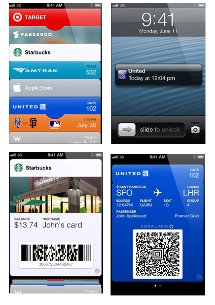 Apple's Passbook Is Going To Change Itinerary Management and Ticket Purchases