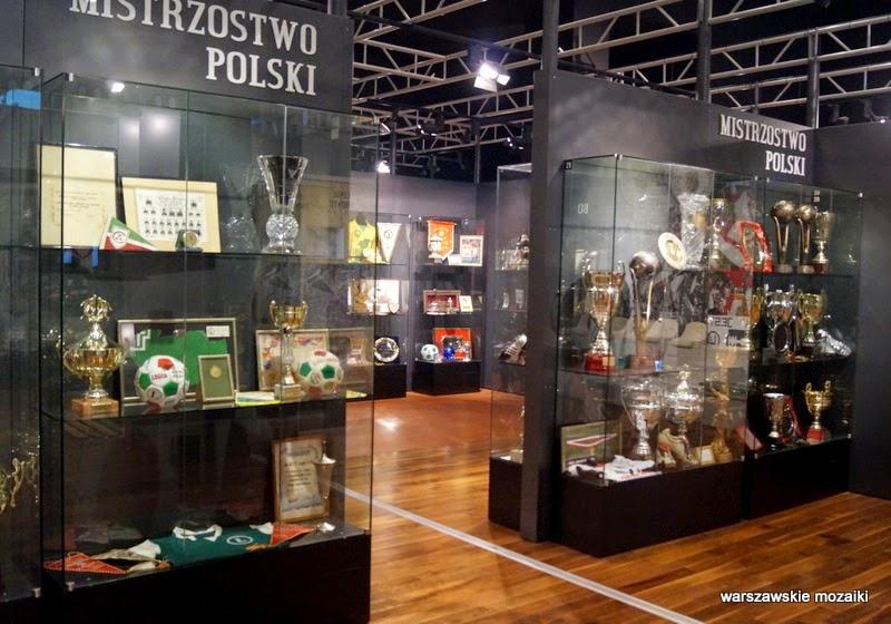 stadion Kazimierz Deyna Lucjan Brychczy mecz Legia