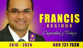 Francis Regidor!