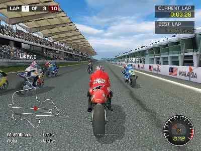MotoGP 1 - PC Game Download Free Full Version