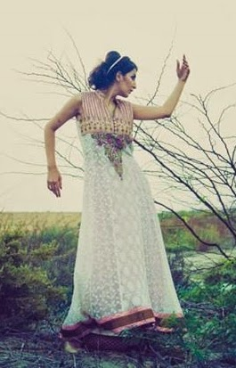 Uzma Babar Eid Collection 2014