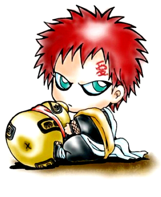 Gaara aka Gaara of the Desert