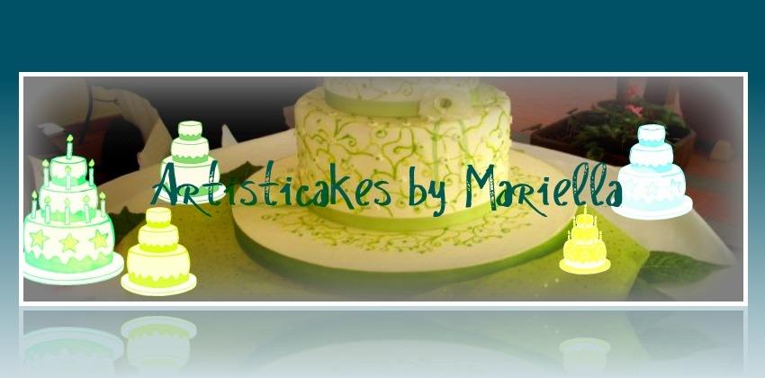 Artisticakes by Mariella