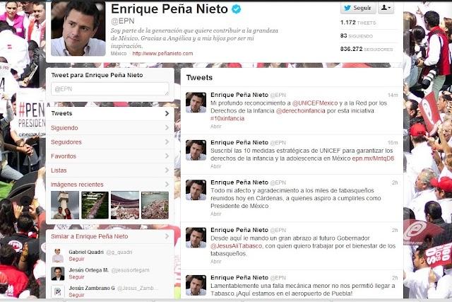 Avión de EPN aterriza de emergencia en Puebla
