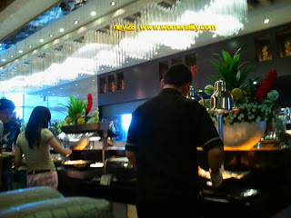 City Buffet in Robinsons Ortigas interior