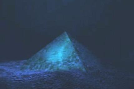 Atlantida: Descubren ciudad sumergida en el triangulo de las