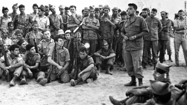 Ariel Sharon Military Leader