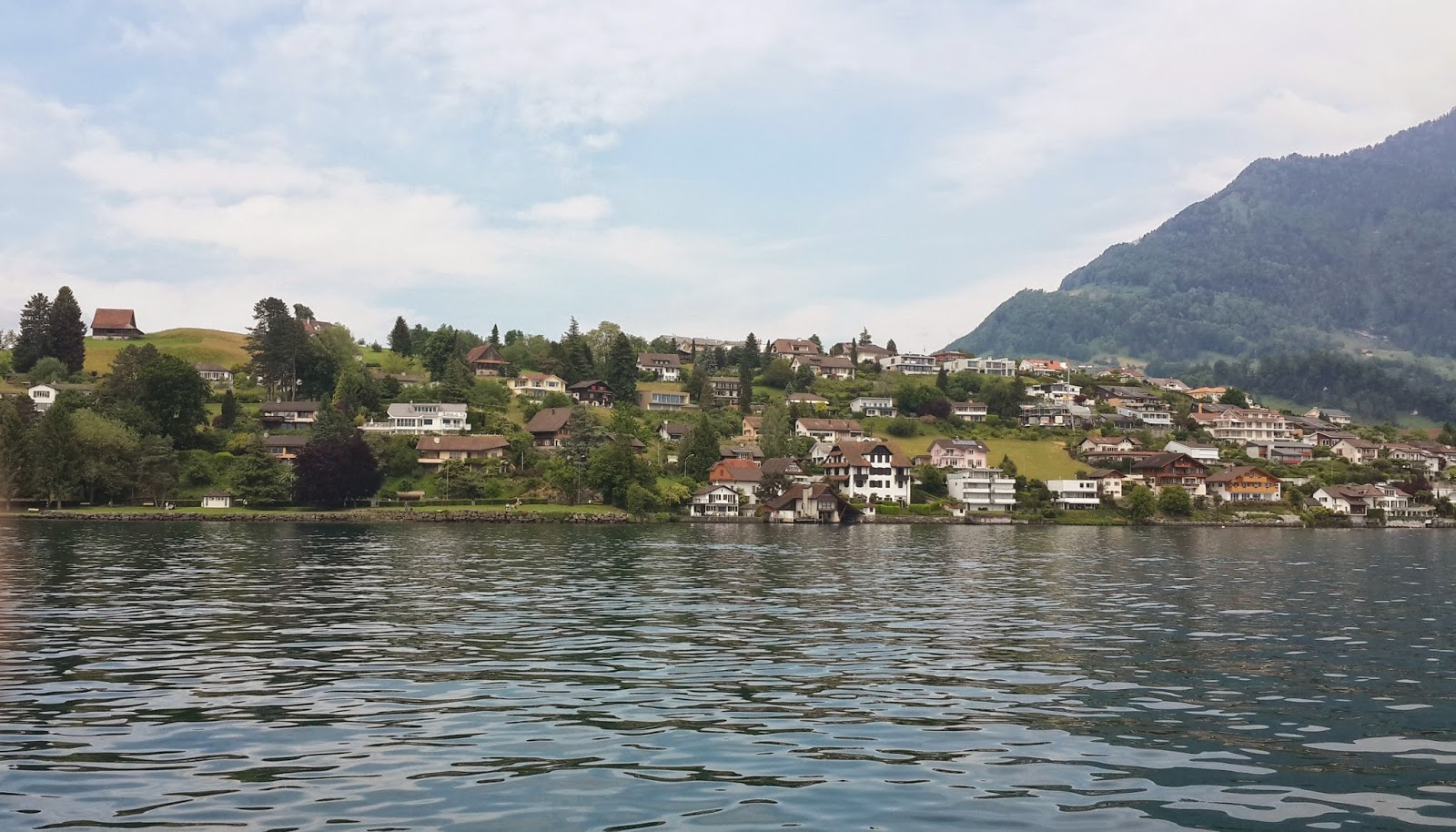 Lake Lucerne Cruise Photos
