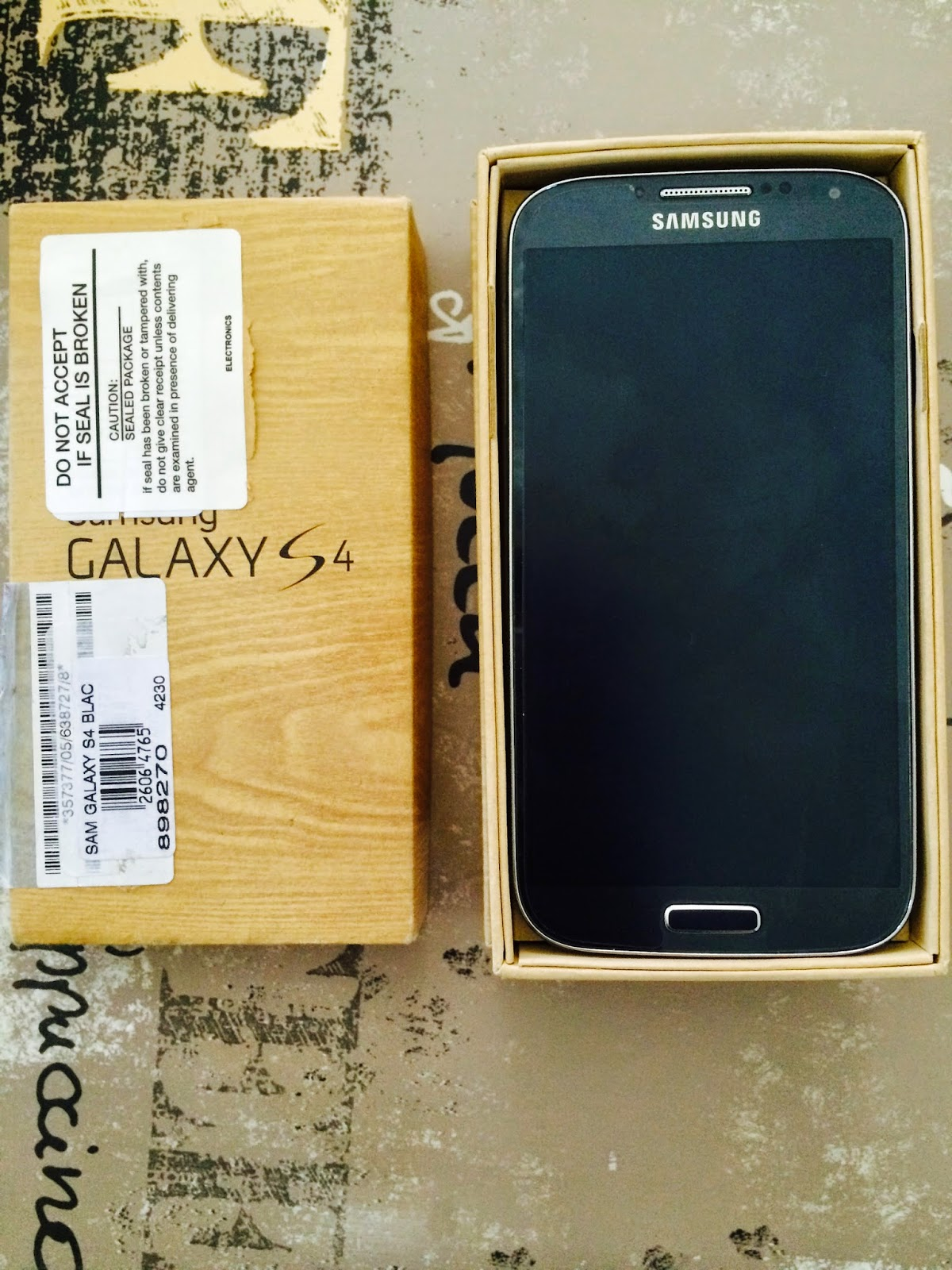 A vendre, Samsung Galaxy S4, le bon coin, happy journal, occasion