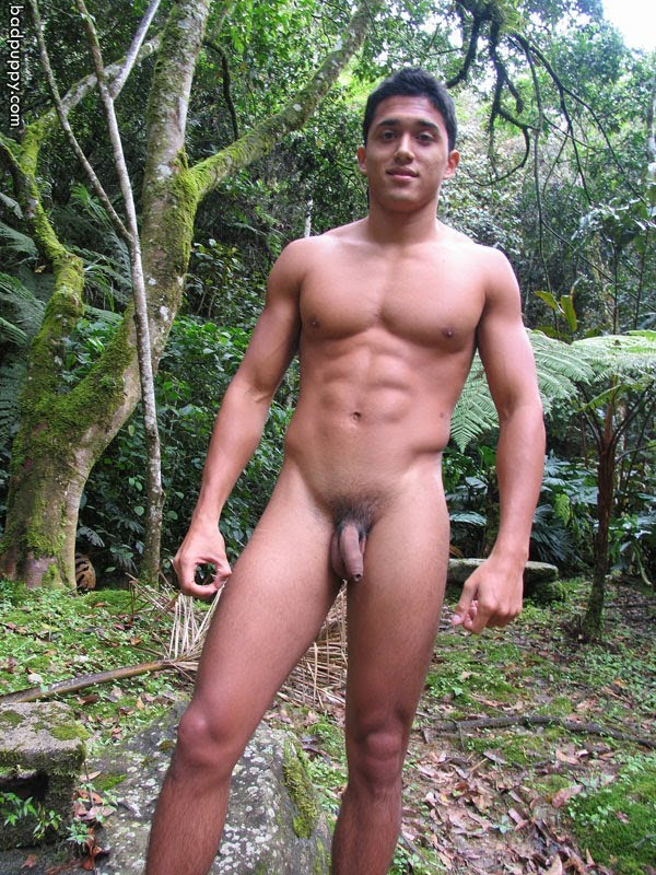Are not South american indian men nude