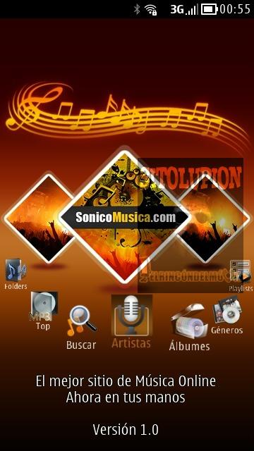 DESCARGAR MUSICA GRATIS SONICOMUSICA