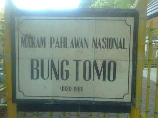 Surabaya dengan Pemuda Patriotisme