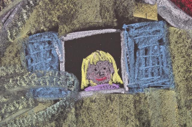 Thema Pippi Langstrumpf im Kindergarten