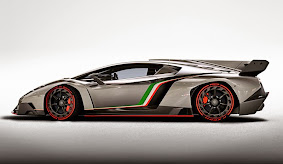 Mobil Sport Lamborghini Veneno Terbaru_3