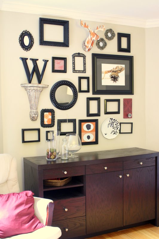 Things We Create Frugal Friday The Picture Frame Collage