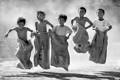 10 Permainan Tradisional Indonesia Yang Mulai Dilupakan