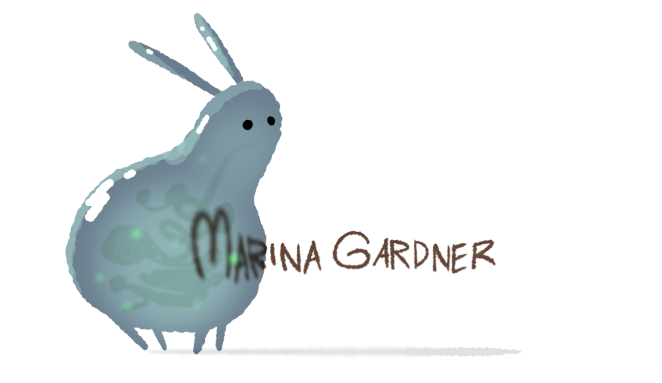 Marina Gardner: Animator, Scribbler