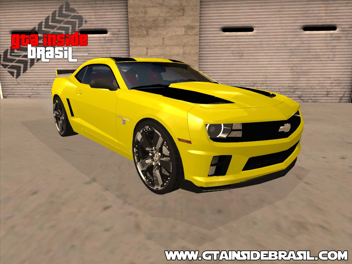 o melhor site de gta chevrolet camaro ss 2012. Black Bedroom Furniture Sets. Home Design Ideas