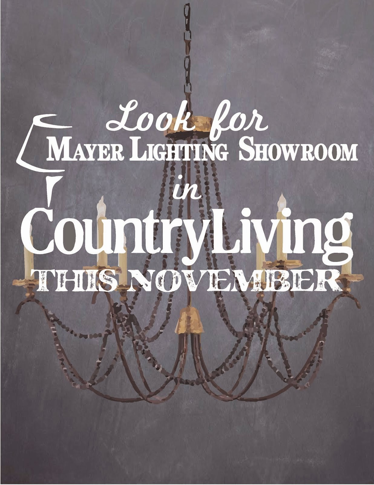 Country Living Flyer