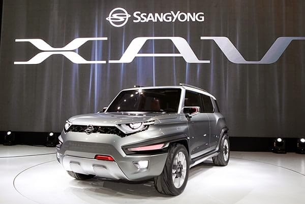 Ssang Yong XAV