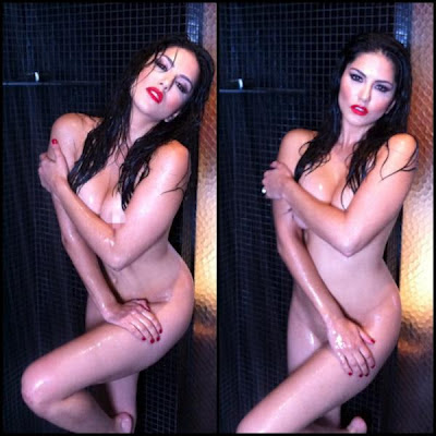 nude Sunny Leone