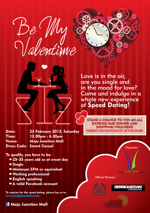 from Deangelo valentine speed dating