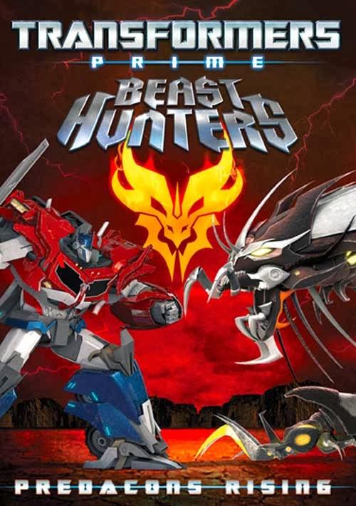Transformers Prime Beast Hunters: Predacons Rising   DVDRip AVI Dual Áudio + RMVB Dublado