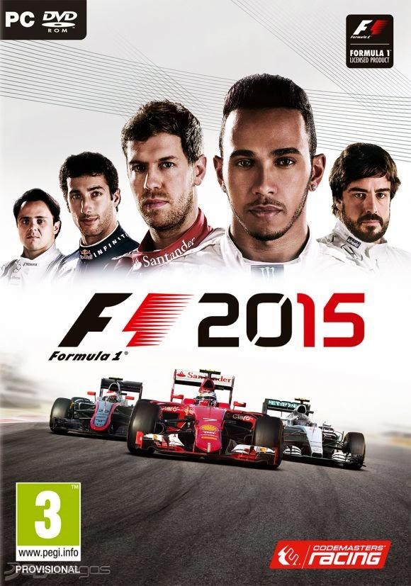 descargar F1 2015 juego completo para pc con mega