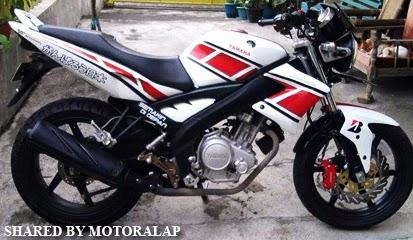 Cara Bore Up Yamaha Vixion Makin Kencang Hingga 182cc