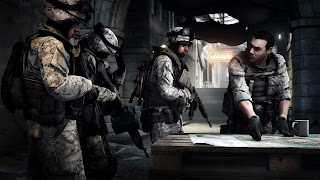 Battlefield 3 Soldiers in Headquarter HD Wallpaper