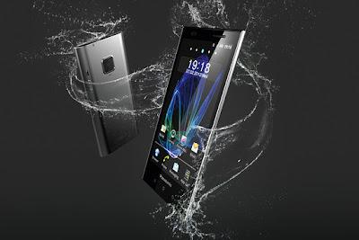 Panasonic's Smartphone Push in Europe Ends