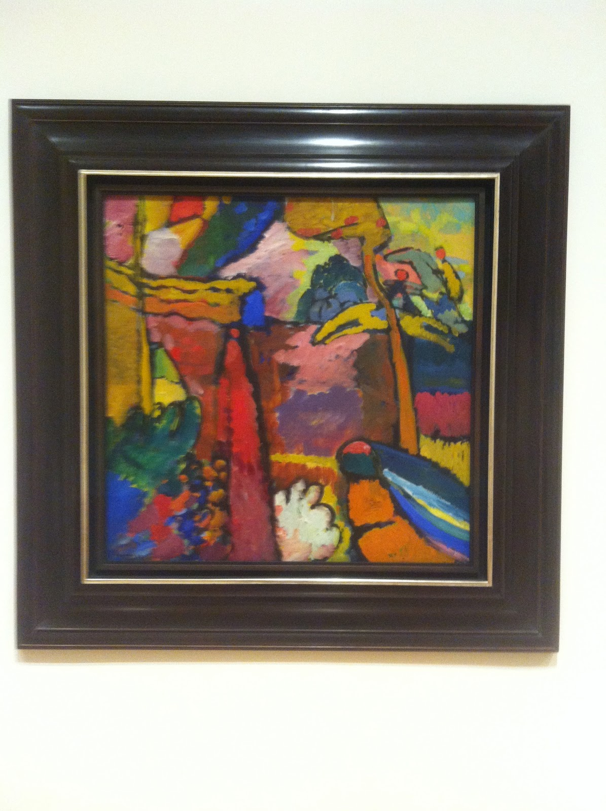 the life and times of wassily kandinsky Wassily kandinsky was a russian-born painter who took to painting quite late in  life,  throughout his life, kandinsky's unique style of painting lent itself to  that  there has been a wealth of kandinsky prints made available at various times or.